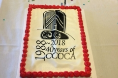 CCOCA 40th Birthday