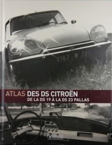 Atlas des DS Citroen