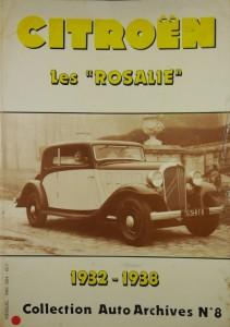 Citroen Les Rosalie